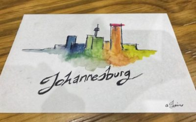 Drink & Draw for Architects – #GiveADoodle