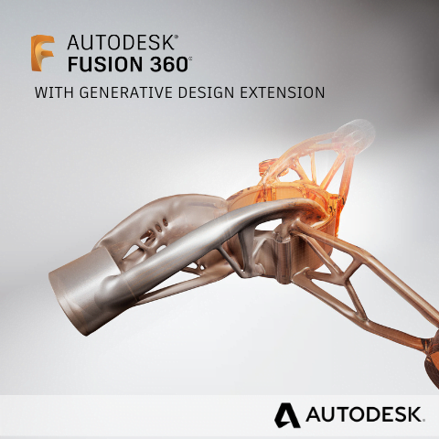Autodesk Fusion 360 with Generative Design Extension